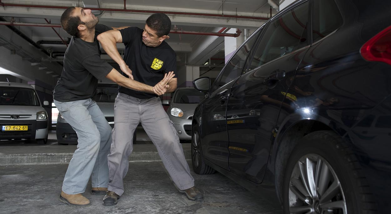Car Jacking Self Defence