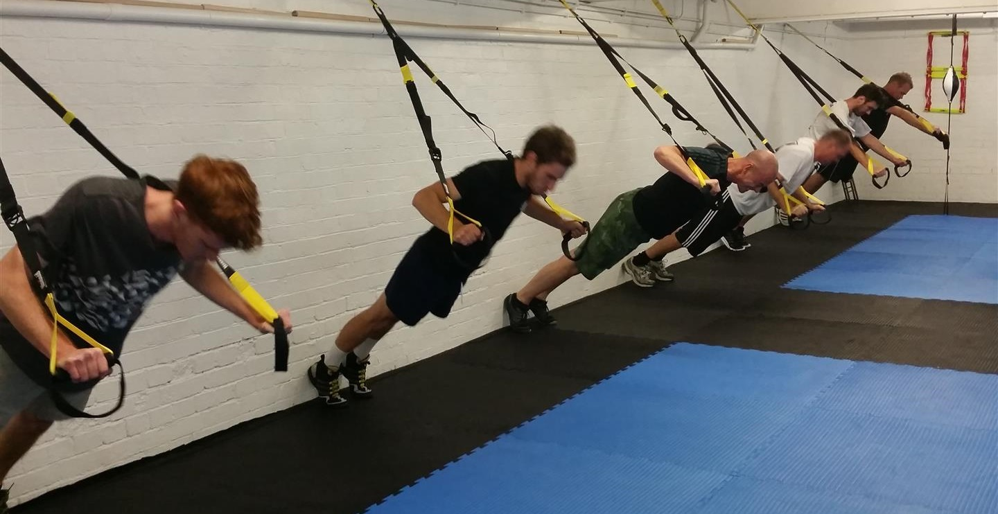 Primal Fitness TRX Suspension